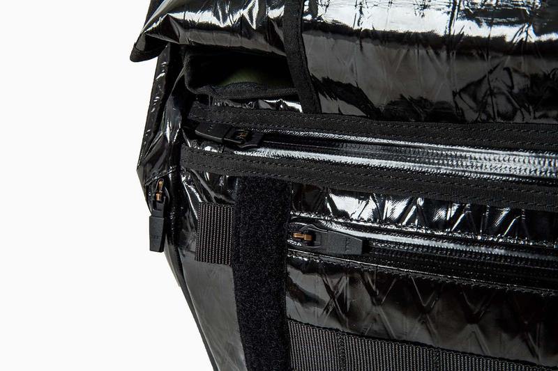ORBITGear FW19 ADV Series Collection: LIQUID BLACK R23 R221 R211 M300-IR Sacoche Bags Messenger