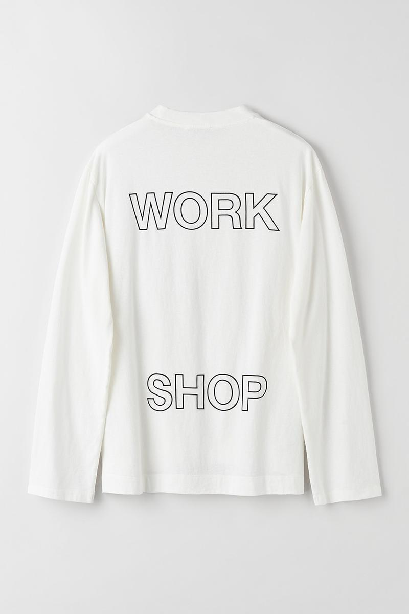 Our Legacy WORK SHOP Online Launch Information First Look Repurposed Garments Fabric Sustainability Fashion Stockholm Overdyeing Screen Printing
