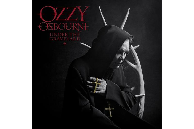 Ozzy Osbourne Release First Album 10 Years decade ordinary man metal black sabbath under the graveyard rock and roll 2010 LP singles chad smith drums Duff McKagan post malone