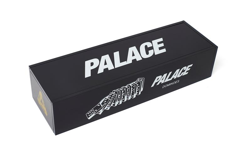 """Palace Ultimo 2019 Accessories & Hardware Capsule Collection Seasonal Pieces Polartec Scarf Neck Warmer Gaiter Dominoes Sticker Pack Skate Tool London """"Duck Out"""" Keyring Silver"""