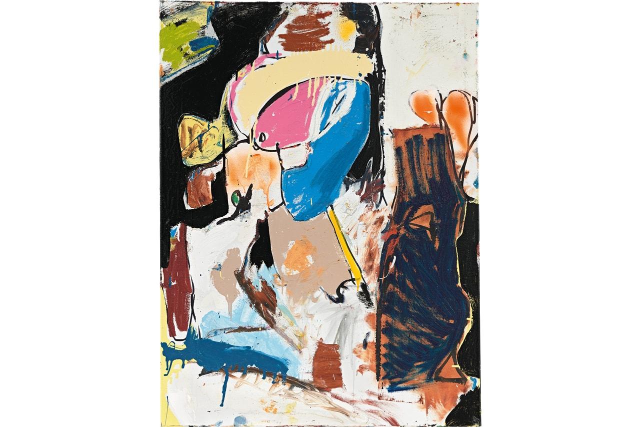 Phillips' 20th Century & Contemporary Art & Design Auction 2019 Evening Sale Day Sale Hong Kong JW Marriott Hotel Paintings Cleon Peterson Futura Felipe Pantone Nicolas PartyGenieve Figgis  Eddie Martinez Jonathan Lyndon Chase