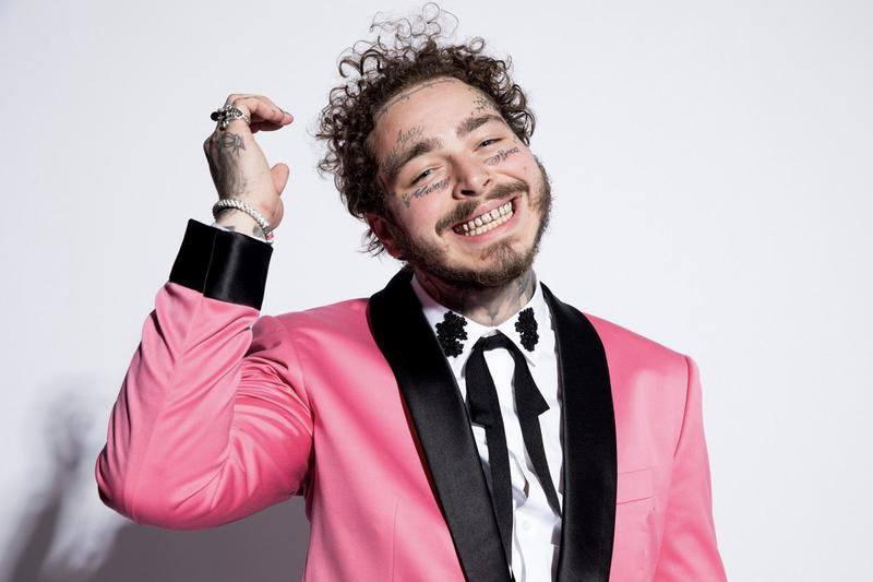 Post Malone Hollywood's Bleeding Number 1 Billboard 200 fifth Time