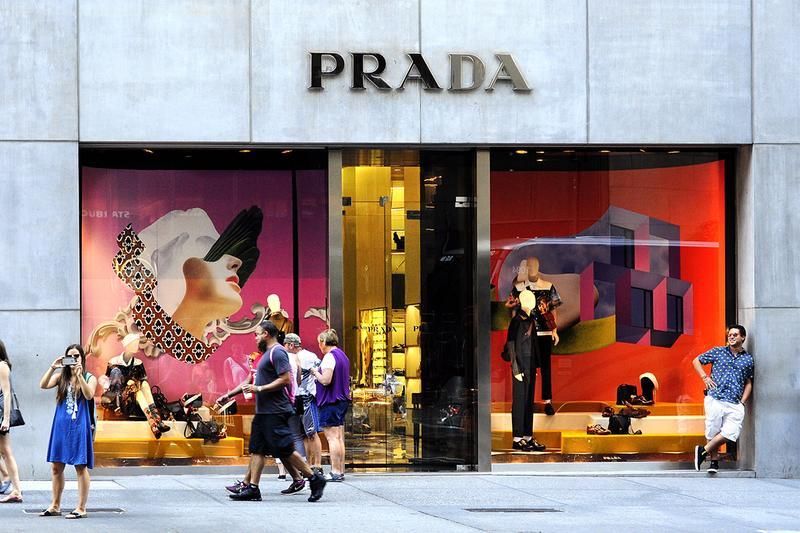 Prada green bank Crédit Agricole nylon reduction waste resources recycling renewable loan finance sustainability environment ecnonyl