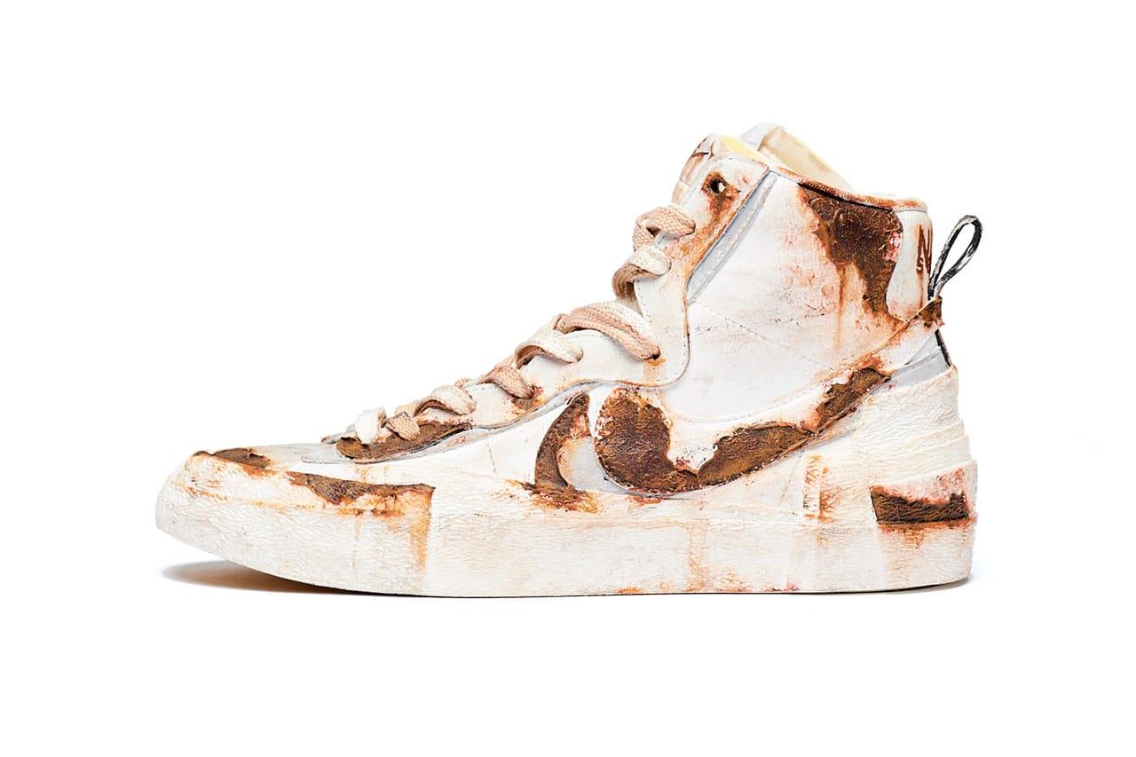 sacai x Nike Blazer Mid \