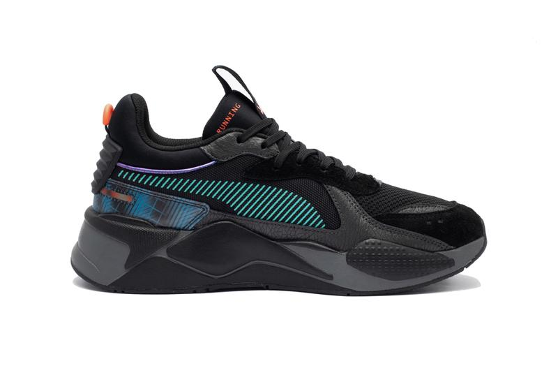 blade runner puma rs x 369967 01 black holographic release date info photos price rsx