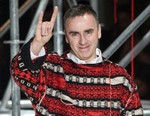 Raf Simons Talks Current State of Fashion in First Appearance Since Calvin Klein Departure