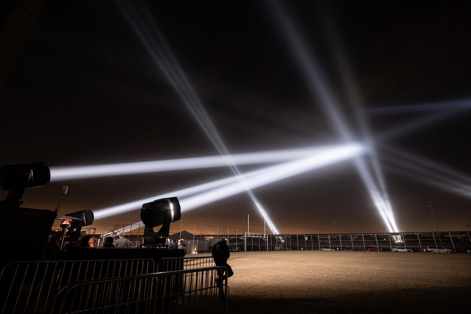 Artist Sparks U.S.-Mexico Border Conversations with Interactive Installation