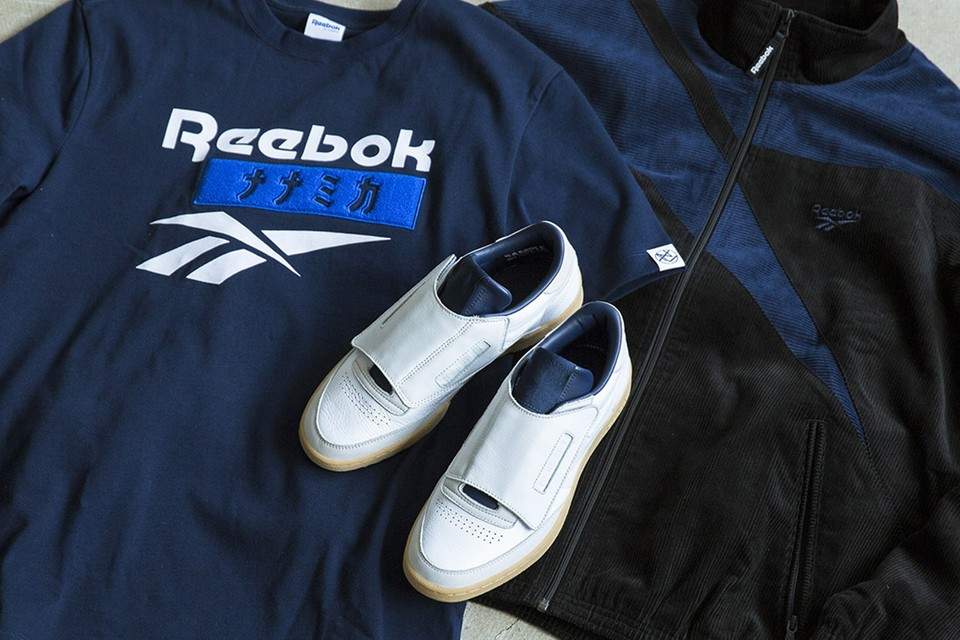 Reebok Taps nanamica for Understated Sportswear Collab
