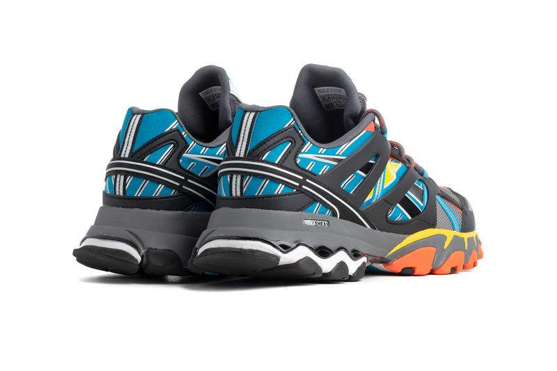 reebok dmx trail shadow grey blue orange ef8740 release date info photos price