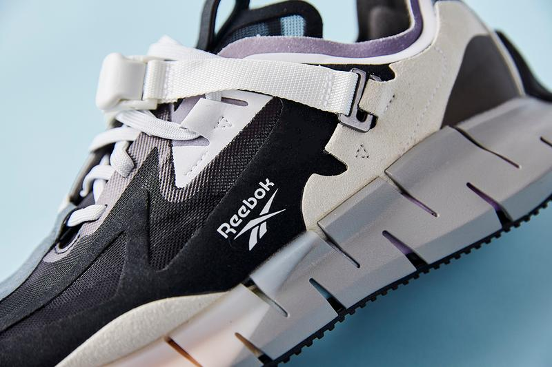Reebok Vector Logo Transition Info delta sportswear footwear apparel design heritage lifestyle dynamic graphic branding