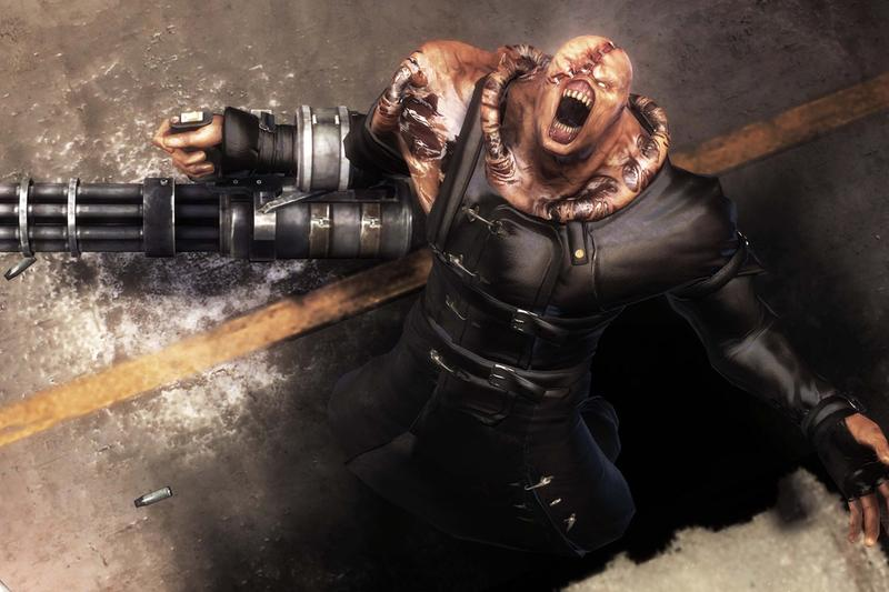 Capcom Resident Evil 3 Remake in Development Rumor Eurogamer YouTube Raccoon City S.T.A.R.S.