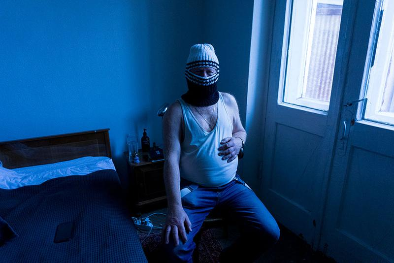 "Richardson Black Friday Balaclava ""Hard On"" Drop DJ Aktu Dasha Utochka"