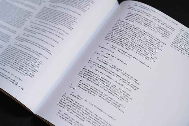 Rick Owens Rizzoli Books Larry Legaspi Danielle Levitt