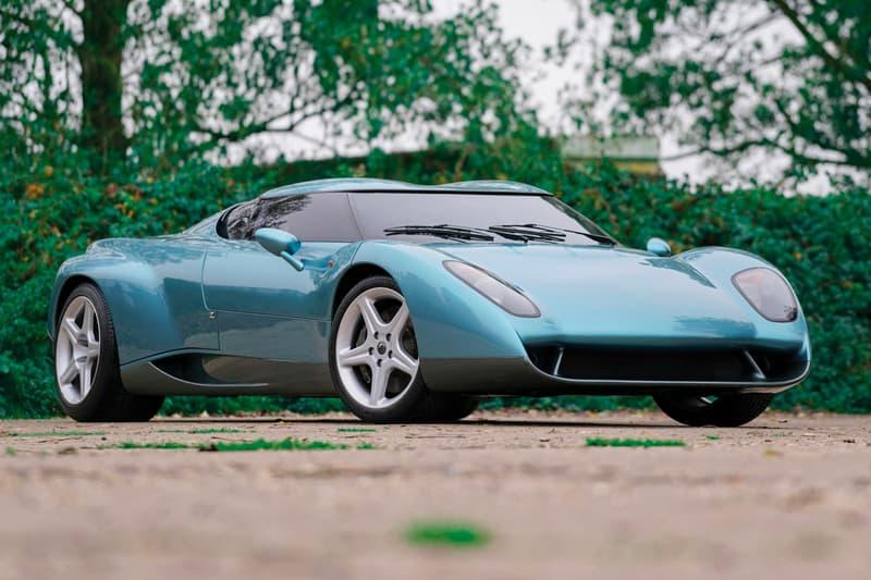RM Sothebys 1996 Zagato Raptor Concept Auction Info Lamborghini diablo VT cars supercars