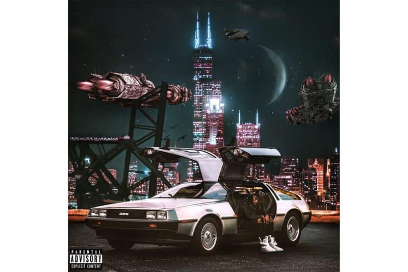 Rockie Fresh 'Destination' debut Album Stream hip-hop rap Chatham Recordings/Rostrum Records listen now spotify apple music  Tory Lanez, Casey Veggies, Chris Brown, 24hrs, arin ray