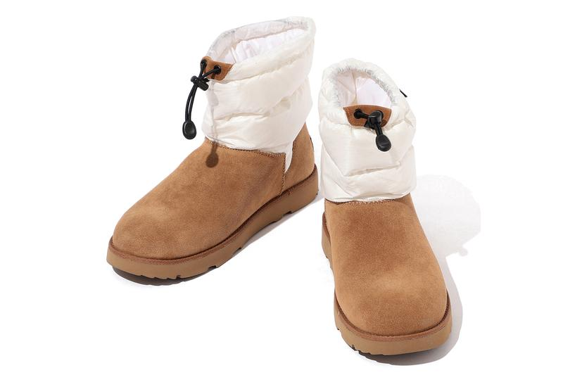 Rocky Mountain Featherbed x UGG Classic Mini Release boots winter footwear