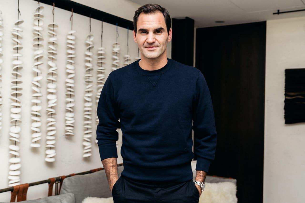 Roger Federer ON Sneaker Deal