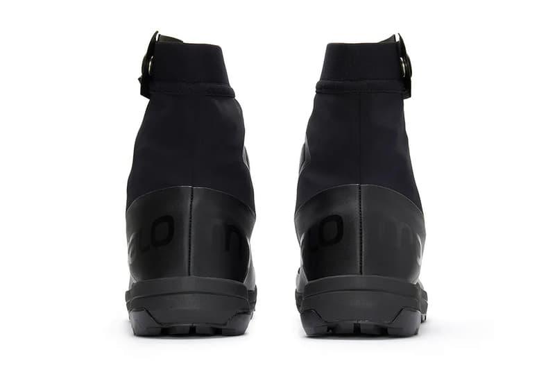 Salomon Advanced XA-Alpine 2 ADV Release boots outdoors footwear salomon black tonal techwear
