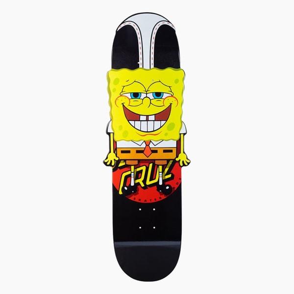 Santa Cruz Skateboards x SpongeBob SquarePants Decks