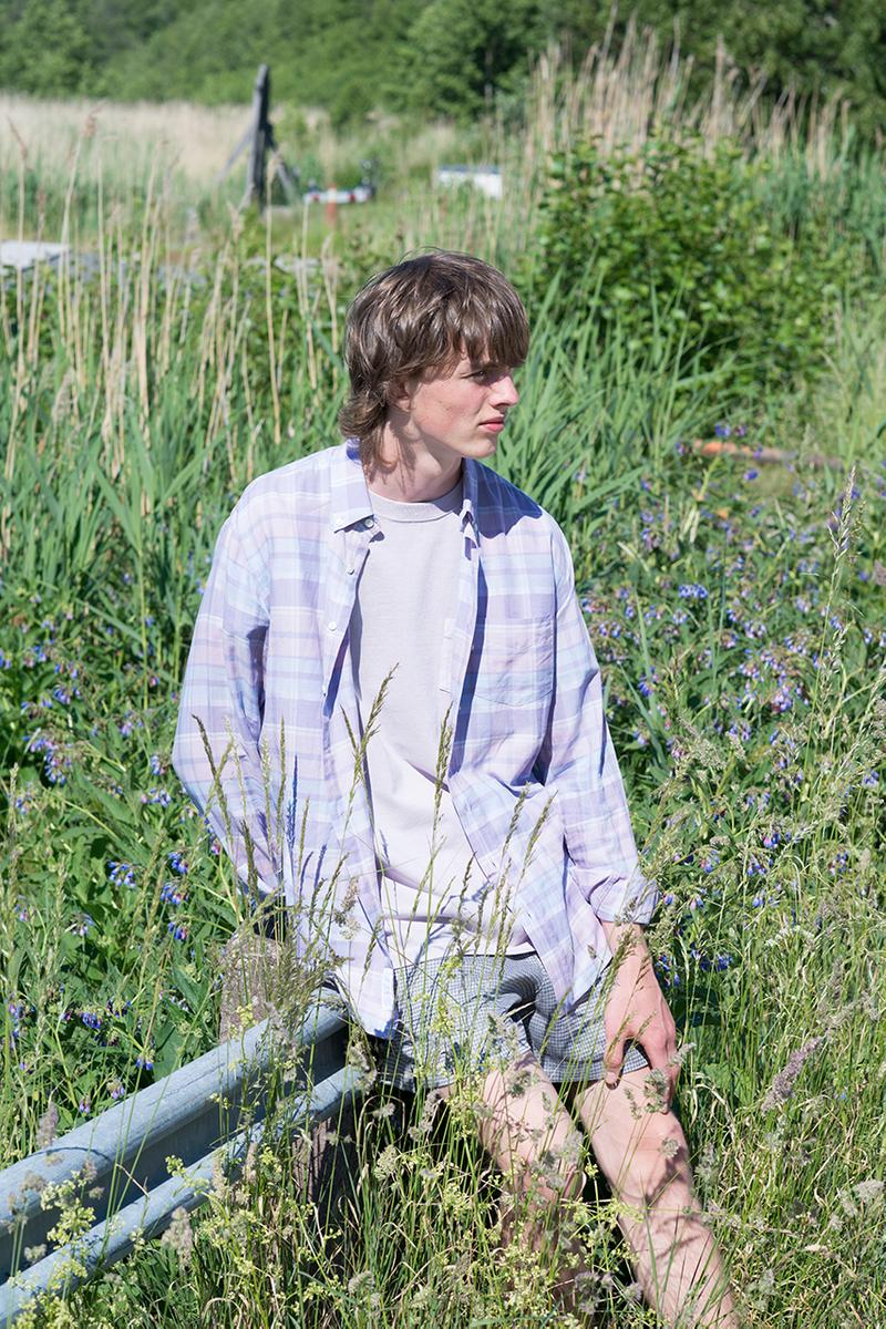schnaydermans spring summer 2020 you are here collection buy cop purchase shirting release information stockists jacket sweden stockholm