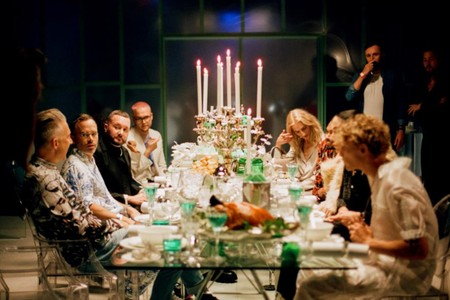 Selfridges Recruits Nabil Elderkin, Kim Jones, Daniel Arsham & More for Christmas Film