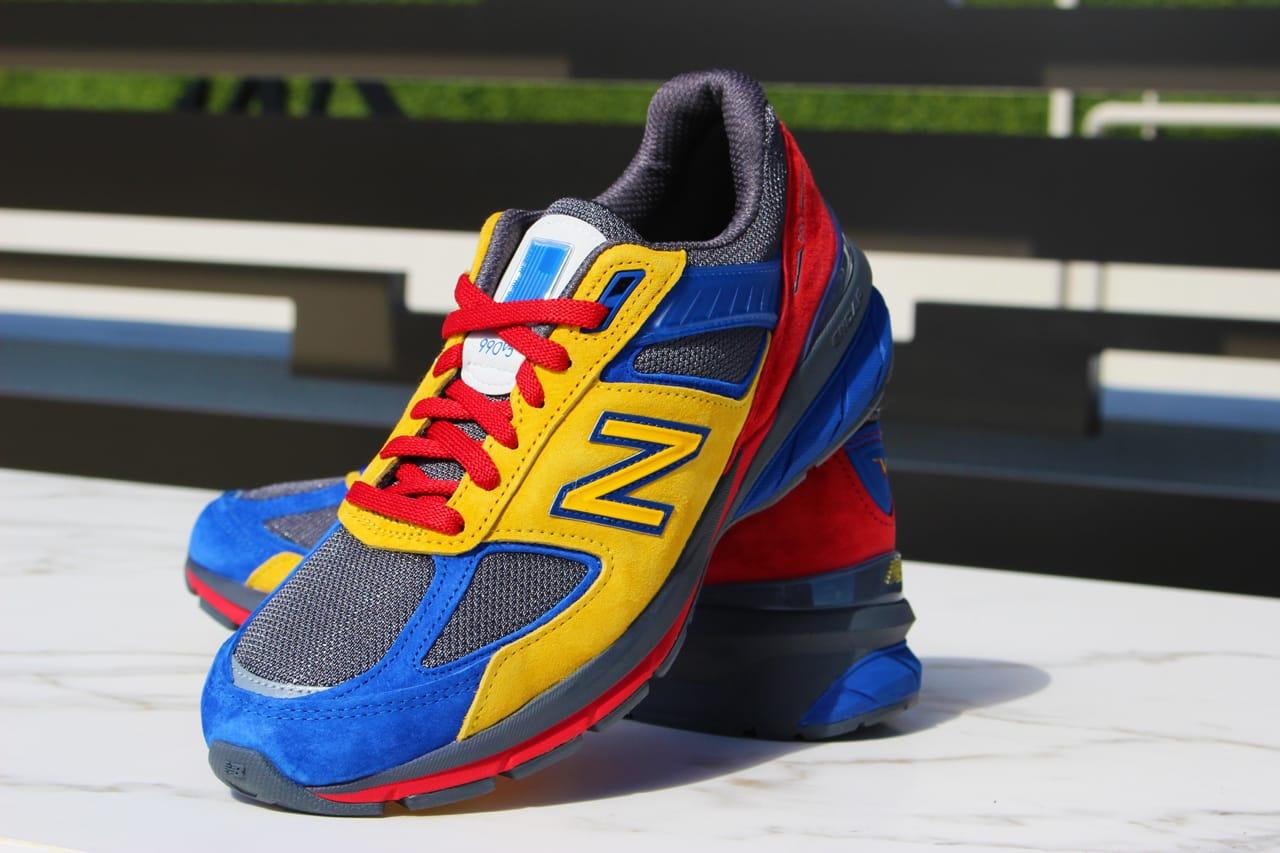 new balance shoe city