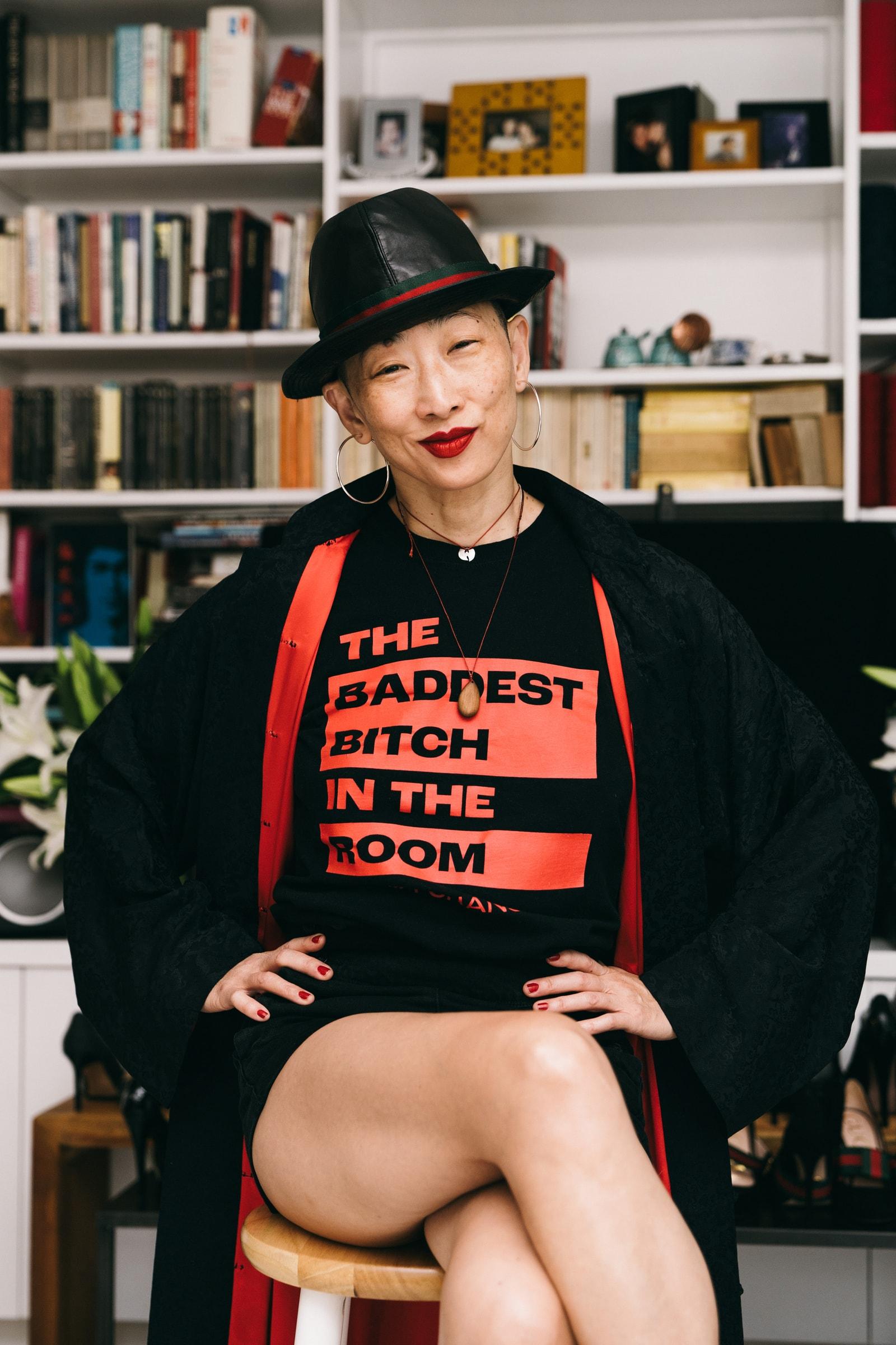 Sophia Chang Wu-Tang clan rza gza odb ol dirty bastard baddest bitch in the room dangelo a tribe called quest q tip