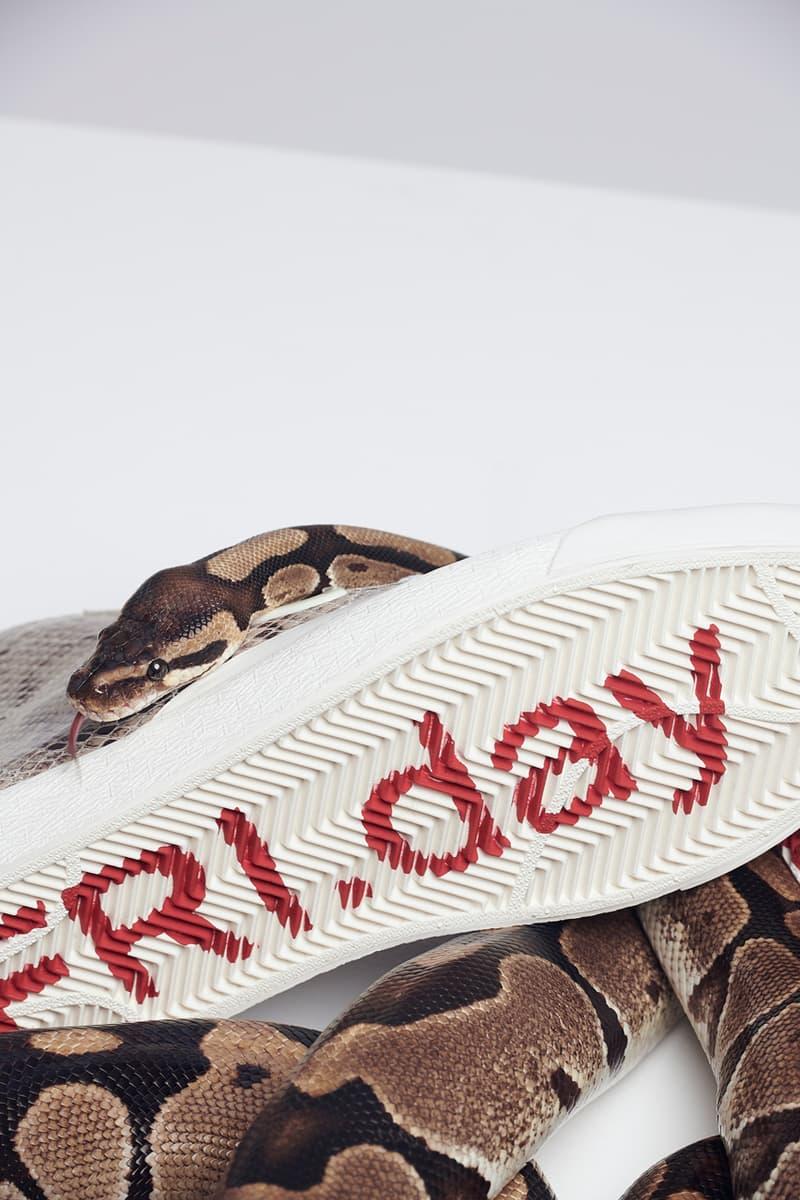 soulland nike sb blazer snakeskin friday release date info photos price