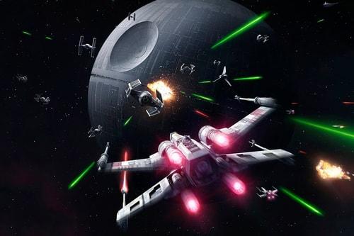 "A First Look at the Star Wars x adidas AlphaEdge 4D ""Death Star"""