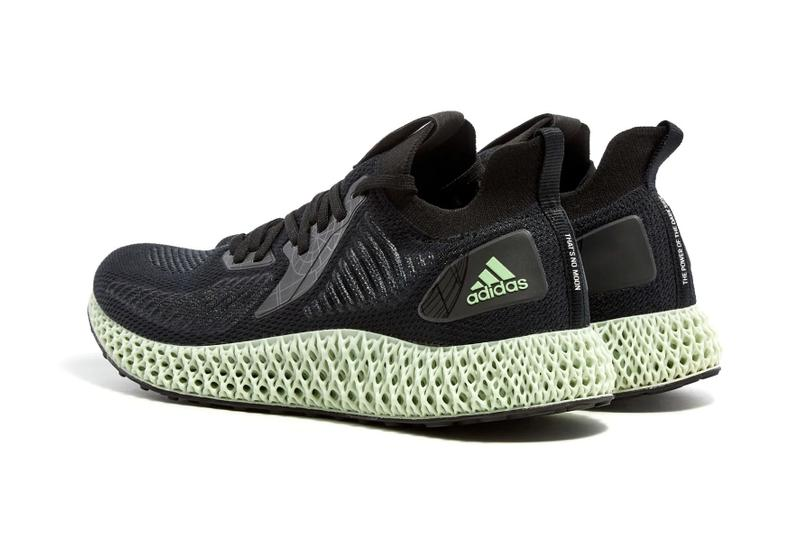 """Star Wars & adidas Ready the AlphaEdge 4D """"Death Star"""" collaborations end. clothing raffles movies darth vader release information"""