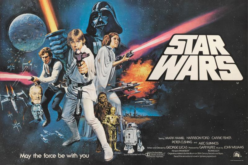 Sotheby's Original Star Wars Trilogy Auction