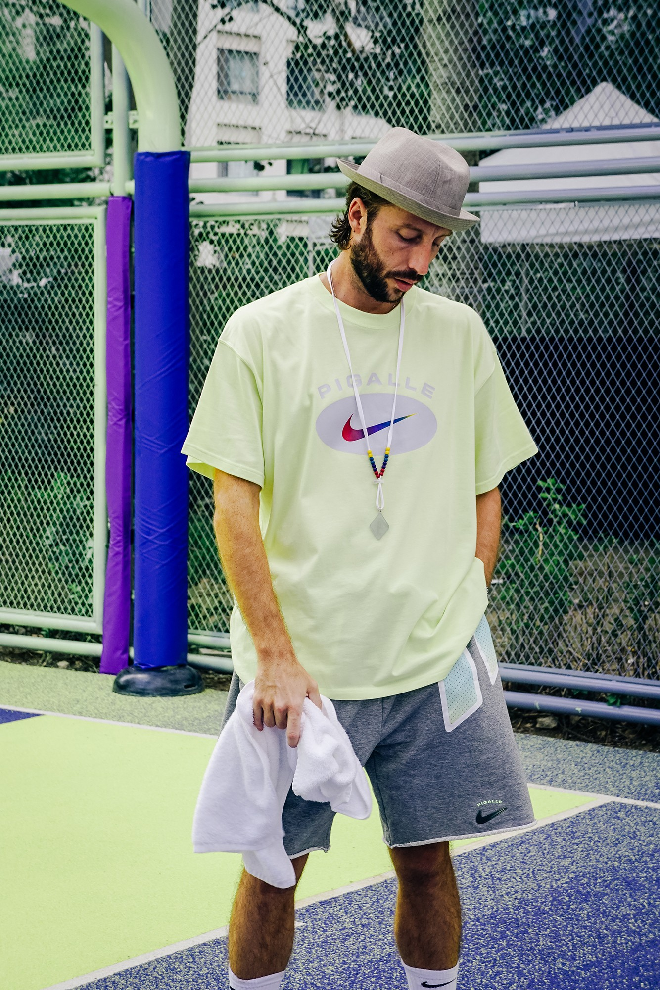 Stéphane Ashpool Interview on Expanding Pigalle Courts French Paris Beijing Nike Sports Basketball Interview Hypebeast
