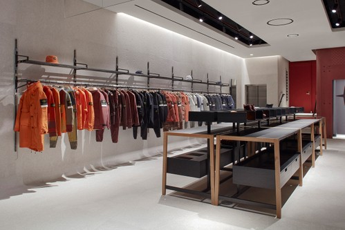Stone Island Opens First Store in Canada