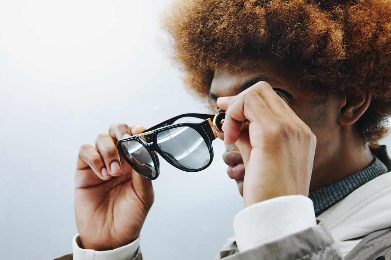 Sunglass Hut Versace Fall/Winter 2019 Style Guide