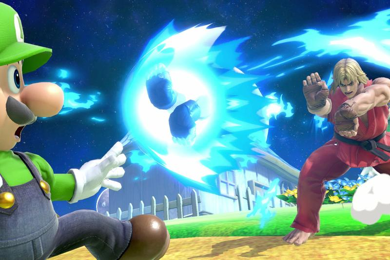 Nintendo Switch Super Smash Bros Ultimate Best-Selling Fighting Game