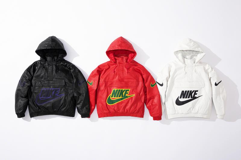 Supreme x Nike Fall 2019 Collection