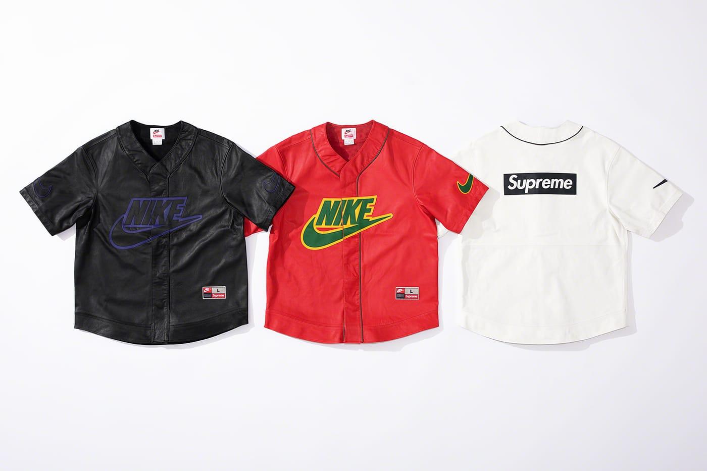 Supreme x Nike Fall 2019 Collection