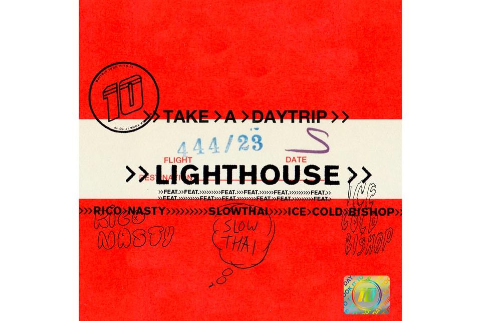 "Take A Daytrip Taps Rico Nasty, slowthai, & ICECOLDBISHOP for Murky Cut ""Lighthouse"""