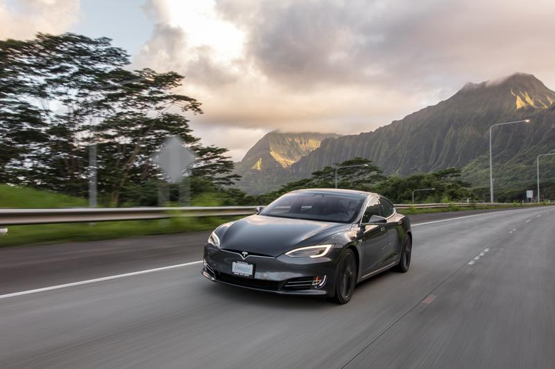 Omaze 2020 Tesla S Performance Model Global Green Amazon Rainforest 20,000 cash 10 dollar donation handling aerodynamics electric range impact protection Self-Drive capabilities autopilot best-in-class storage noise engineering fit giant 17-inch touchscreen infotainment system