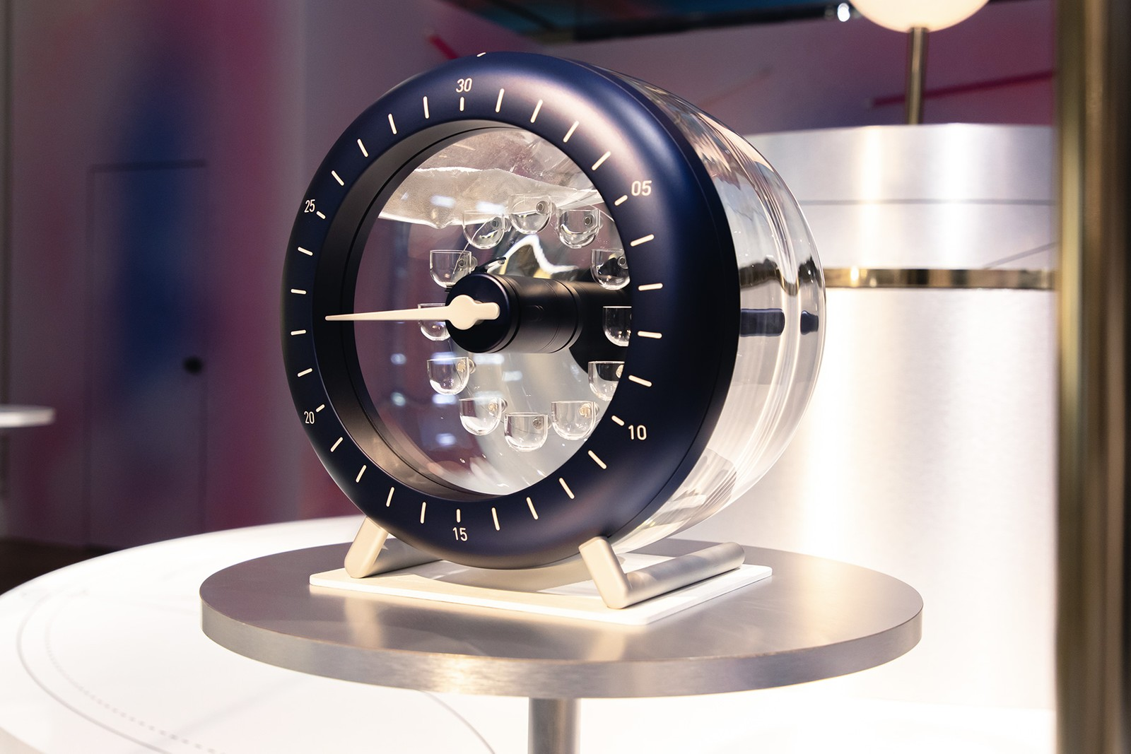 The Hour Glass 40th Anniversary Exhibition Recap