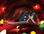 """'The Nightmare Before Christmas' & Vans Unveil New Sk8-Hi """"Christmas Town"""""""