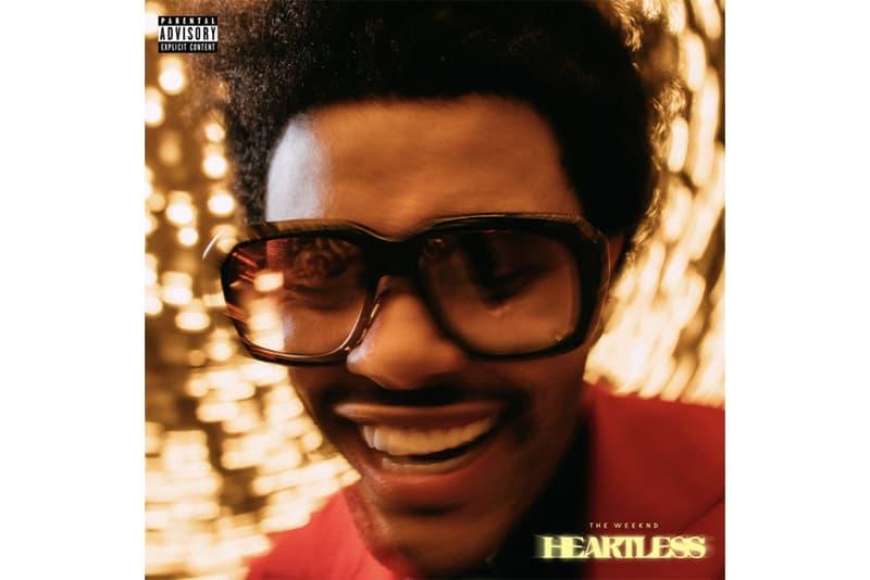 "The Weeknd Shares New Single ""Heartless"" ""Blinding Lights"" mercedes benz commercial memento mori R&B hip-hop toronto the six music video visual las vegas metro boomin illangelo"