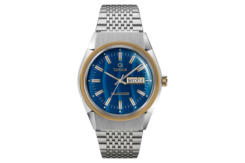 Q Timex reissue falcon eye 38 mm stainless steel watches accessories american