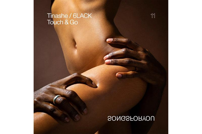 Tinashe 6LACK Touch and Go single Stream Release Info Date 2019 songs tracks listen