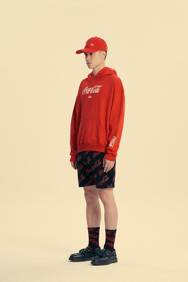 TKW Joins Coca-Cola for Vintage-Inspired Capsule Collection coke classic pop soft drinks soda style lookbooks