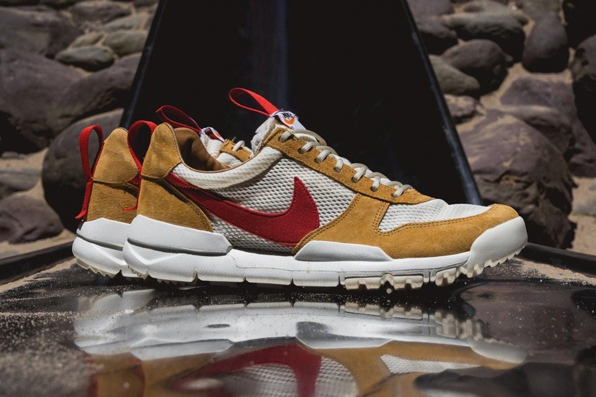 Tom Sachs X Nikecraft Mars Yard 2 0 Re Release Closer Look Hypebeast