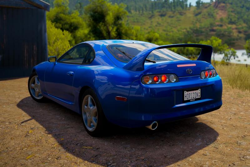 Toyota License Cars For Video Games Once Again Forza Horizon 4 end 2017 why