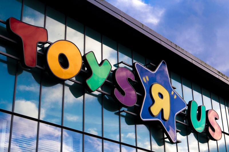 Toys R Us New Jersey Garden State Plaza Returns First Look  Newest Store The Galleria Houston Texas December