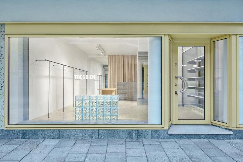 tres bien sweden malmo mp12 store look inside new design rework international expansion new location 2020 first look announcement