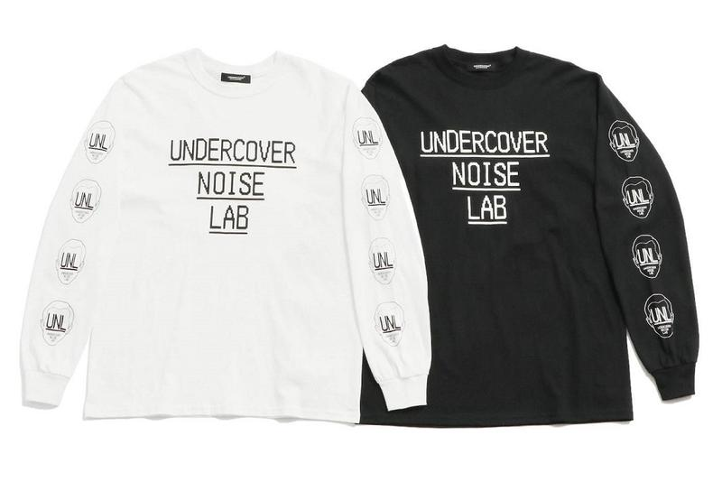 UNDERCOVER NOISE LAB Fall 2019 Collection winter buy purchase price pics imagery images pic picture pictures cost tee t shirt shirts long sleeve short black white coach jacket jackets outerwear hoodie hoodies sweater sweaters sweatshirt sweatshirts japan shibuya parco pop up